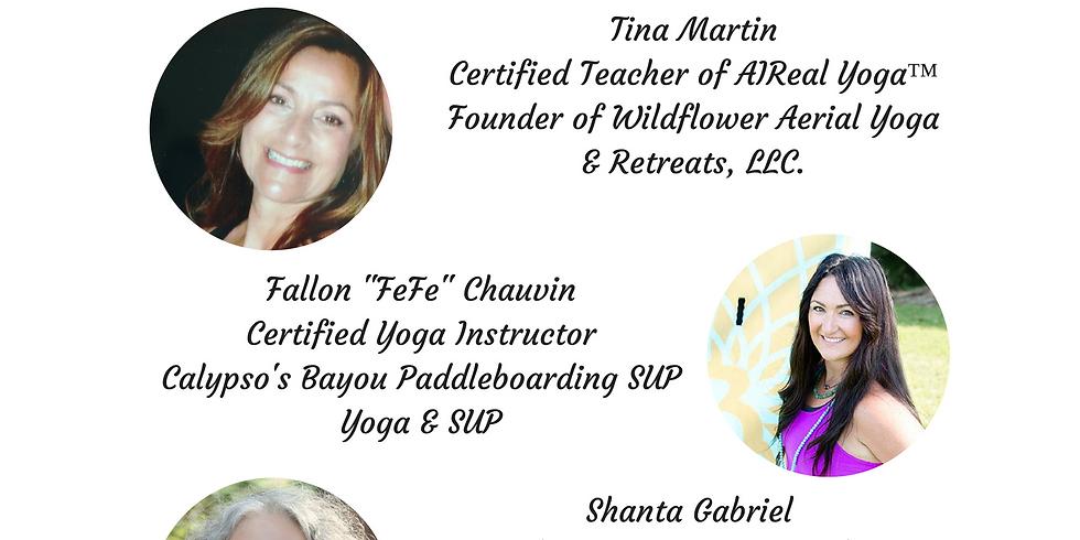 Wildflower Aerial Yoga & Retreat, LLC