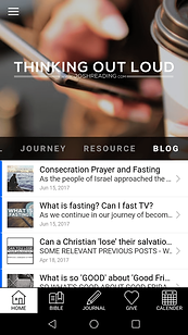 Churches Canberra, Divergent Church app