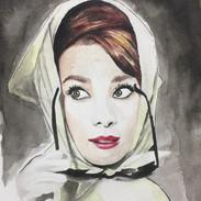 """""""Audrey Hepburn"""""""