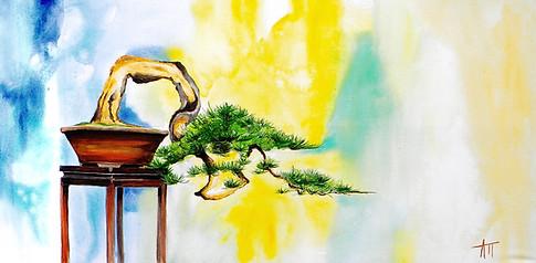 """Cascading Bonsai"""