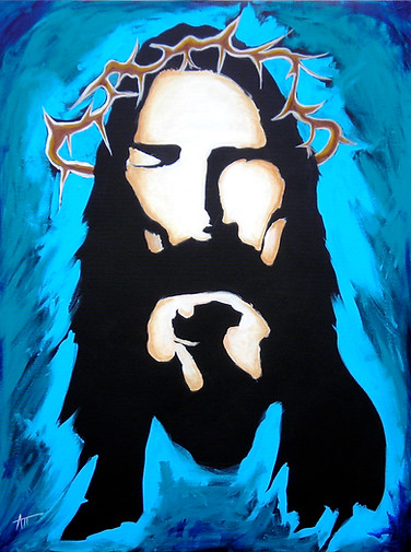 """""""Abstract Jesus"""""""