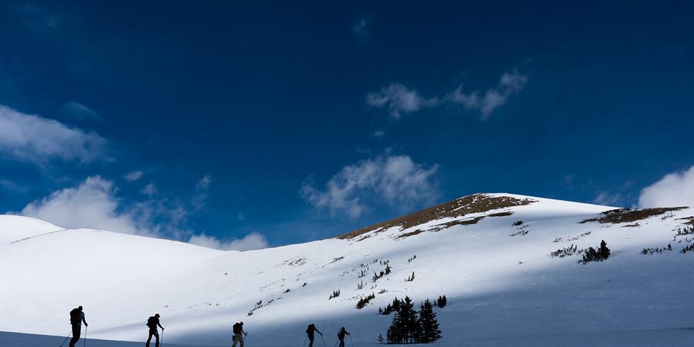 Veteran Recreational Level 1 Avalanche Course led by Josh Jesperson