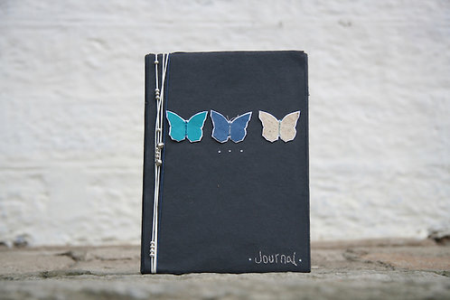 3290 - Journal with Butterflies