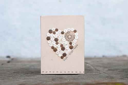3230 - Journal Heart of Hope