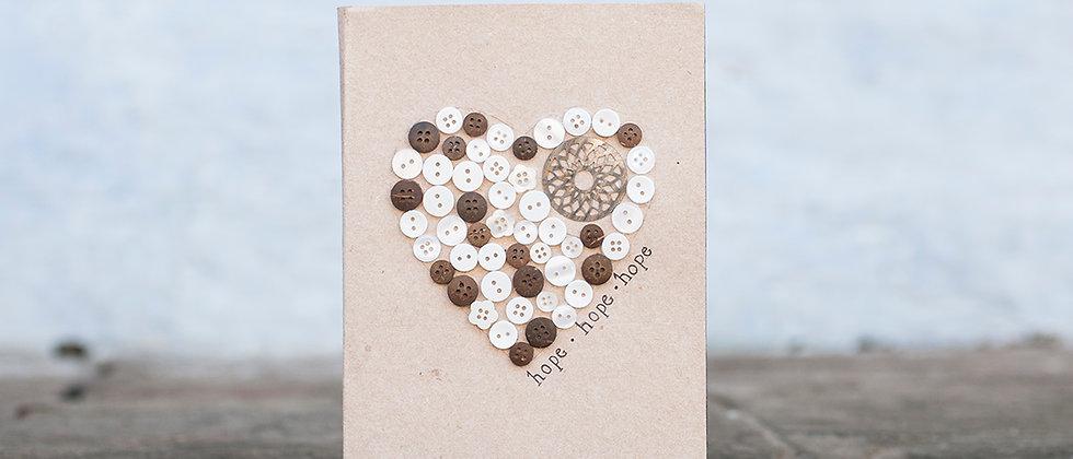Journal Heart of Hope