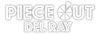 Piece Out Del Ray Logo