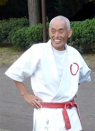 Hanshi 10. Dan Nobuo Ichikawa - Foto Shi