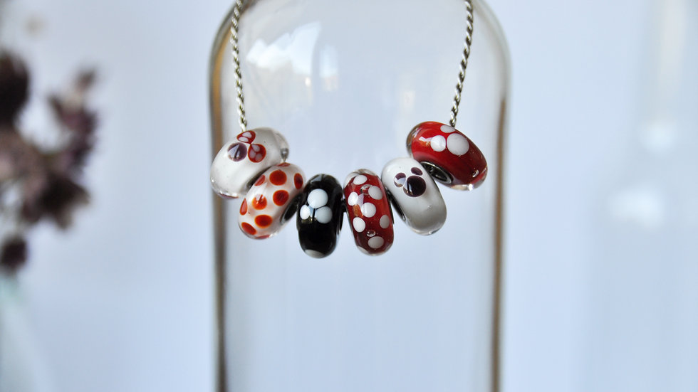 """""""Mouse Beads"""" SET"""