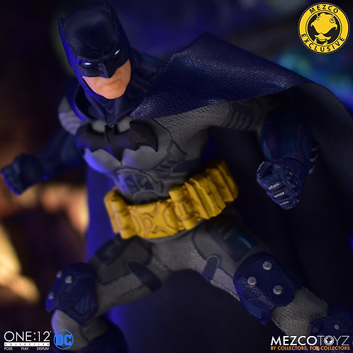 MEZCO TOYZ ONE:12 DC BATMAN: SUPREME KNIGHT DARKEST DAWN EXCLUSIVE