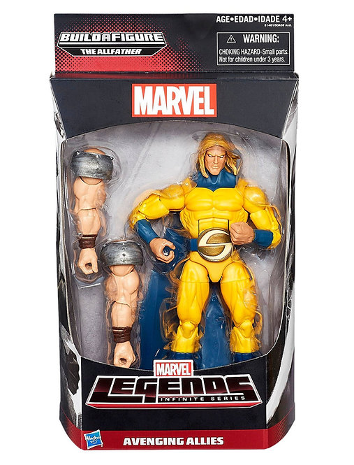 MARVEL LEGENDS ALLFATHER SERIES MARVEL'S SENTRY