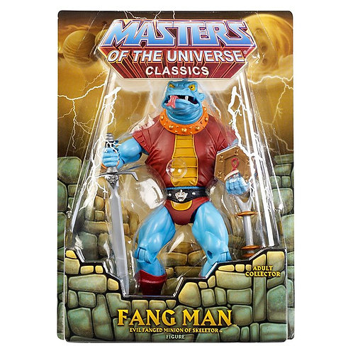 MASTERS OF THE UNIVERSE CLASSICS FANG MAN