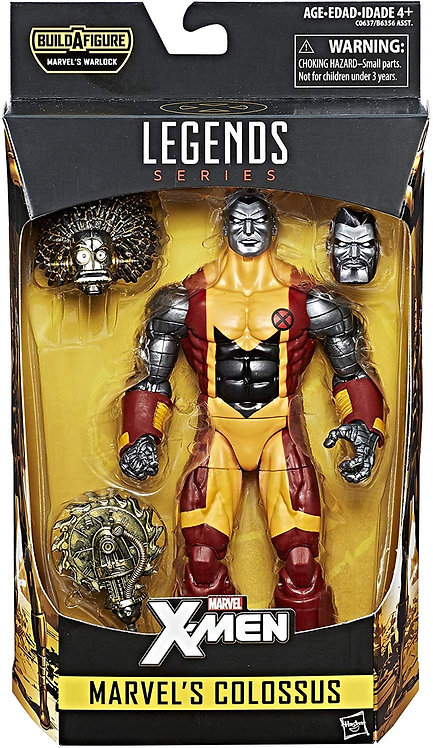 MARVEL LEGENDS X-MEN WARLOCK SERIES COLOSSUS