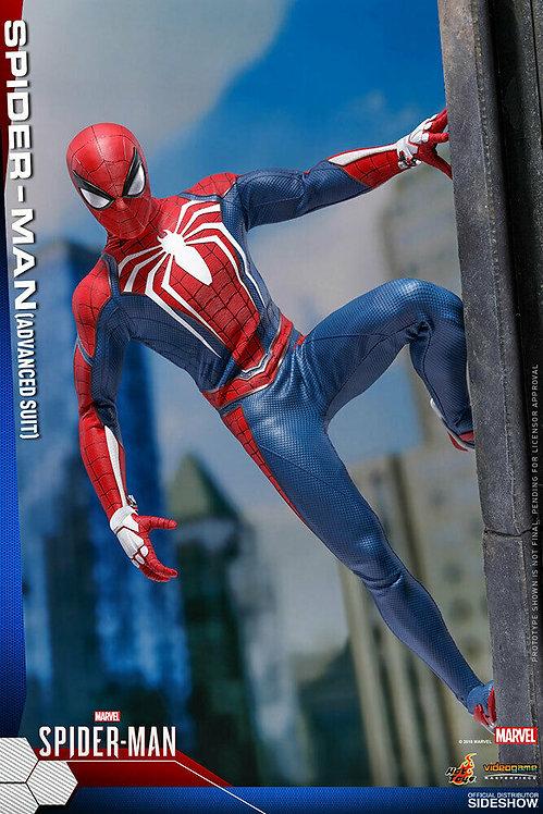HOT TOYS SPIDER-MAN ADVANCED SUIT SPIDER-MAN