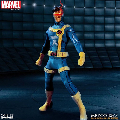 MEZCO TOYZ ONE:12 MARVEL X-MEN JIM LEE CYCLOPS