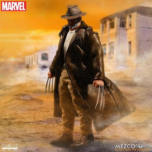 MEZCO TOYZ ONE:12 MARVEL OLD MAN LOGAN