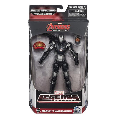 MARVEL LEGENDS HULKBUSTER SERIES WAR MACHINE