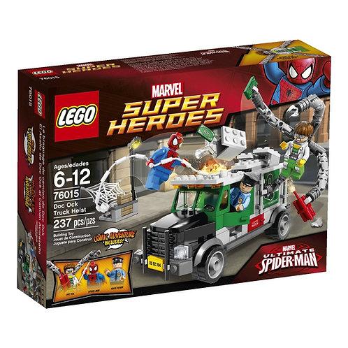 LEGO 76015 MARVEL SUPER HEROES DOC OCK TRUCK HEIST