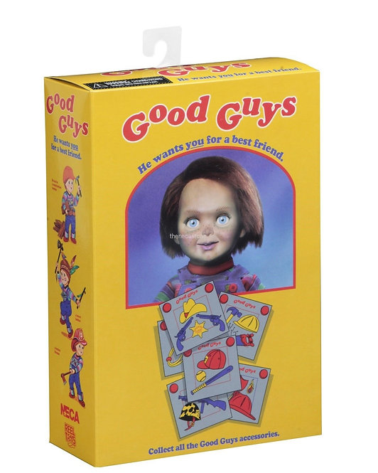 NECA CHILD'S PLAY ULTIMATE CHUCKY