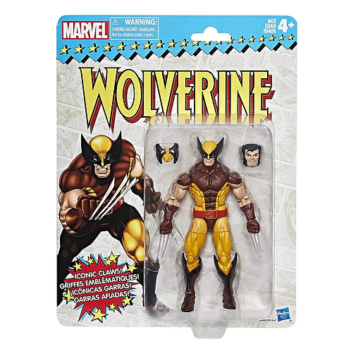 MARVEL RETRO COLLECTION WOLVERINE