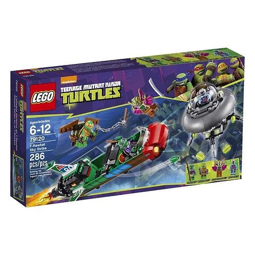 LEGO 79120 TEENAGE MUTANT NINJA TURTLES T-RAWKEY SKY STRIKE