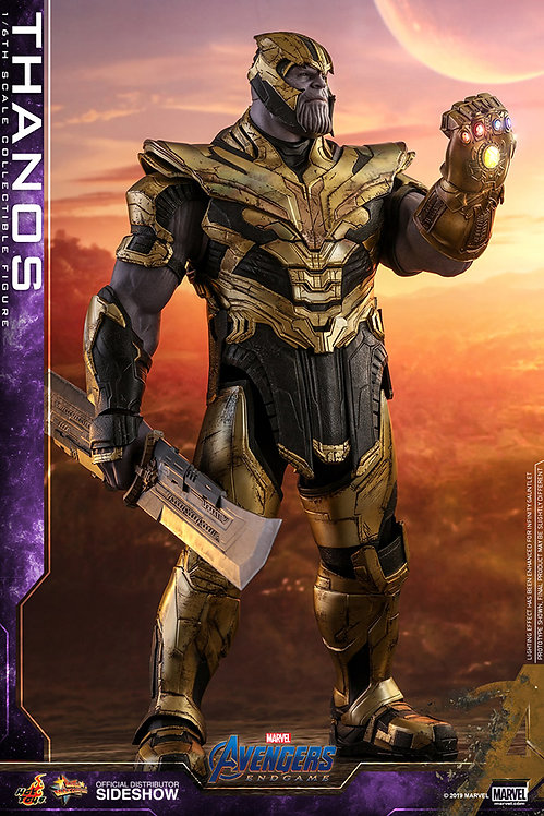 HOT TOYS AVENGERS END GAME THANOS