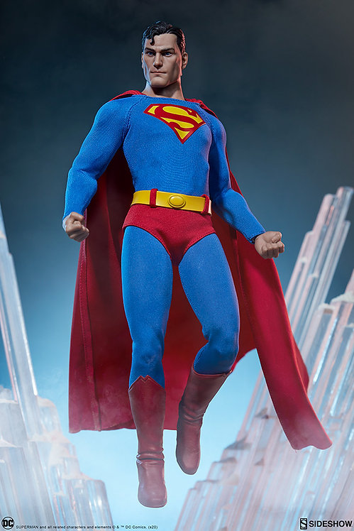 SIDESHOW COLLECTIBLES DC'S SUPERMAN