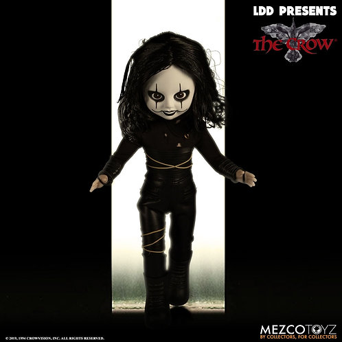 MEZCO TOYZ LIVING DEAD DOLLS THE CROW