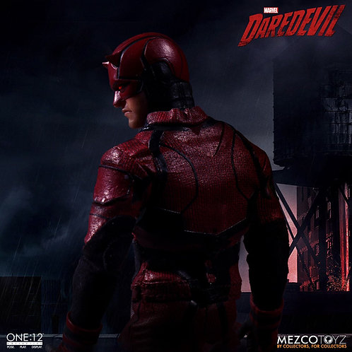 MEZCO TOYZ ONE:12 MARVEL NETFLIX DAREDEVIL