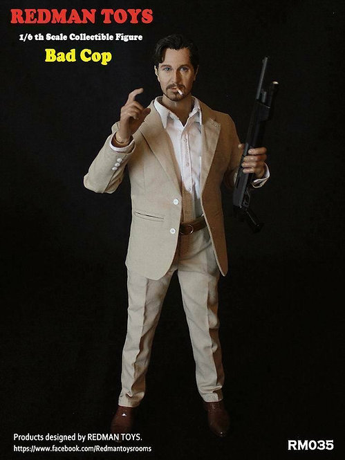 REDMAN TOYS BAD COP - LEON THE PROFESSIONAL STANSFIELD
