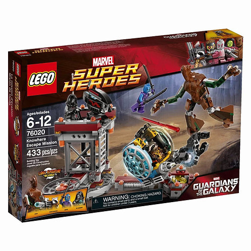 LEGO 76020 MARVEL SUPER HEROES KNOWHERE ESCAPE MISSION
