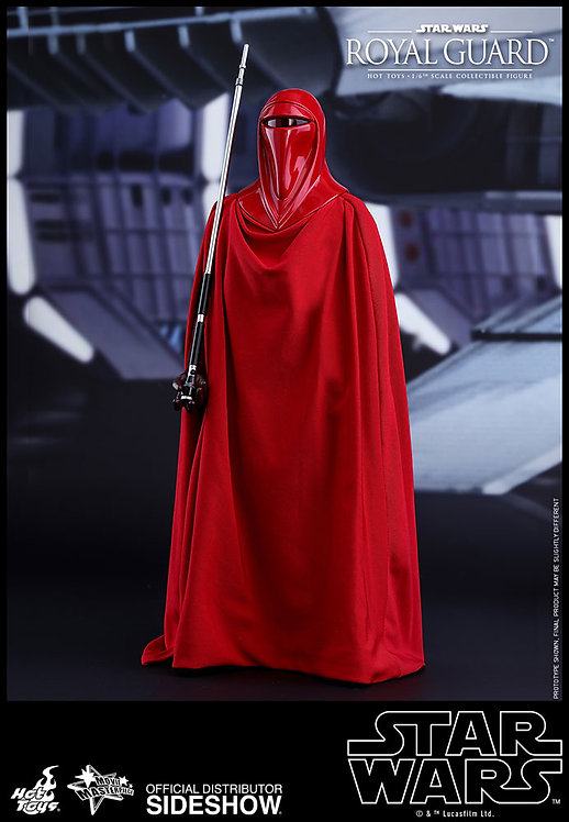 HOT TOYS STAR WARS RETURN OF THE JEDI ROYAL GUARD