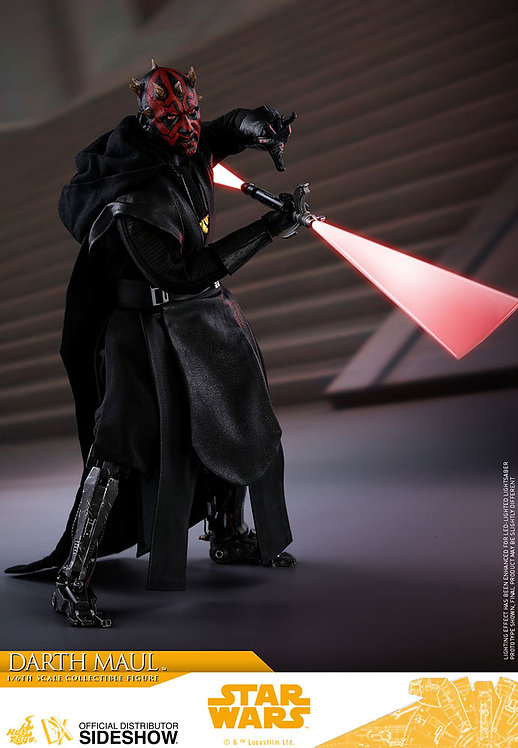 HOT TOYS DX18 STAR WARS SOLO: A STAR WARS STORY DARTH MAUL DELUXE