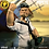 Thumbnail: MEZCO TOYZ ONE:12 POPEYE MEZCO DIRECT EXCLUSIVE WHITE OUTFIT