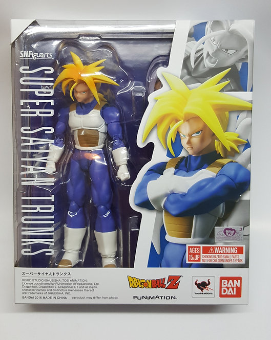 SH FIGUARTS DRAGON BALL Z SUPER SAIYAN TRUNKS