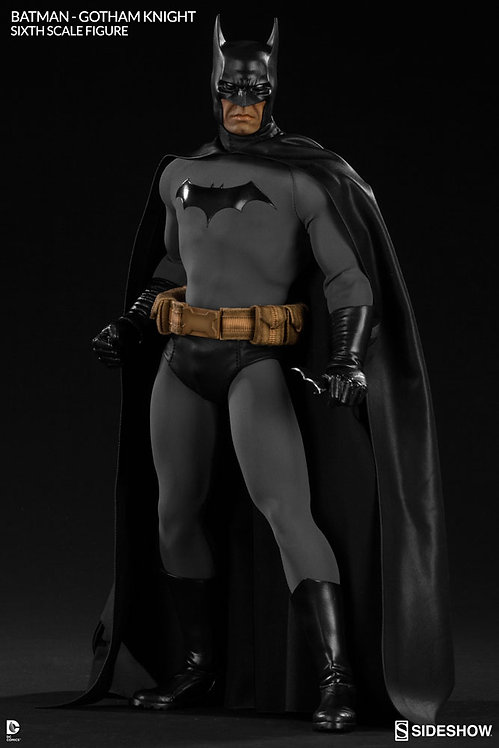 SIDESHOW COLLECTIBLES DC'S THE BATMAN GOTHAM KNIGHT