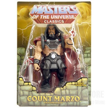 MASTERS OF THE UNIVERSE CLASSICS COUNT MARZO