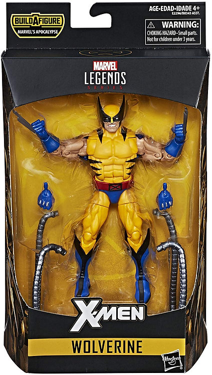 MARVEL LEGENDS X-MEN SERIES APOCALYPSE WOLVERINE
