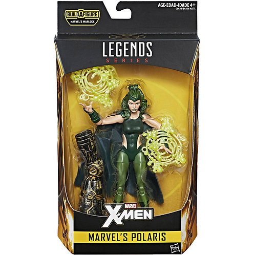 MARVEL LEGENDS X-MEN WARLOCK SERIES POLARIS