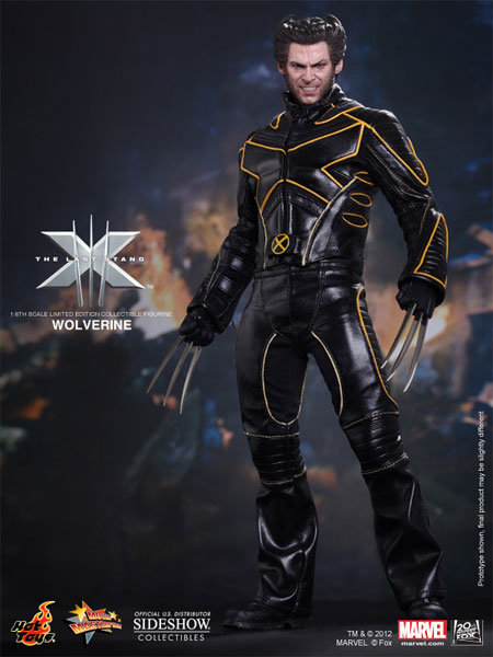 HOT TOYS X-MEN LAST STAND WOLVERINE