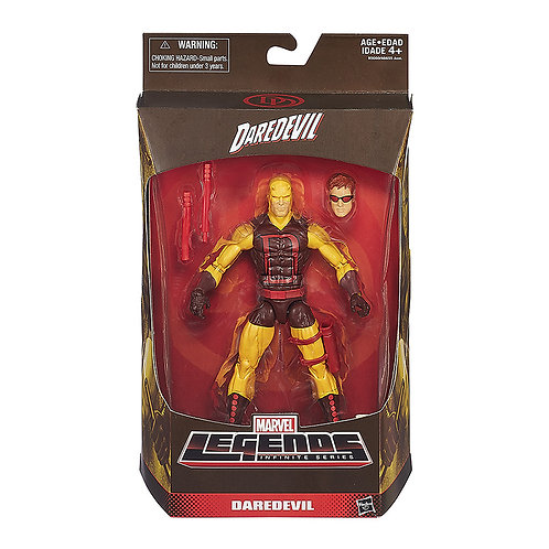 MARVEL LEGENDS WALGREENS EXCLUSIVE DAREDEVIL