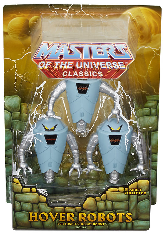 MASTERS OF THE UNIVERSE CLASSICS FILMATION HOVER ROBOTS