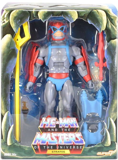 SUPER 7 MASTERS OF THE UNIVERSE FILMATION STRATOS