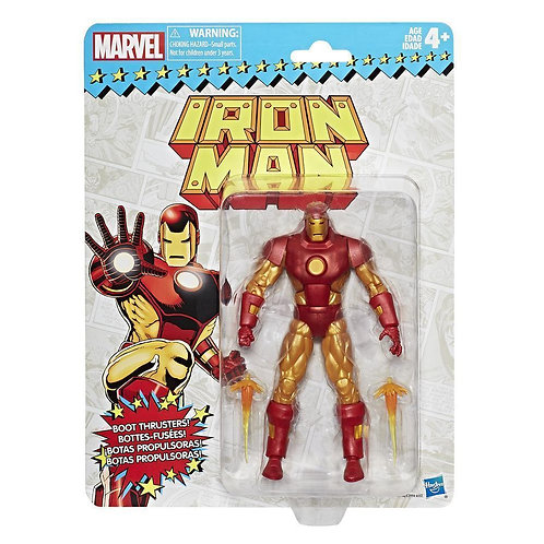 MARVEL RETRO COLLECTION IRON MAN