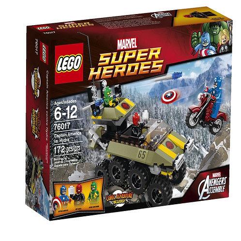 LEGO 76017 MARVEL SUPER HEROES CAPTAIN AMERICA VS. HYDRA