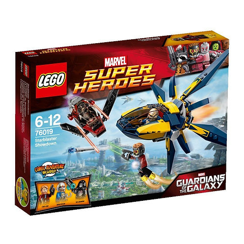 LEGO 76019 MARVEL SUPER HEROES STARBLASTER SHOWDOWN