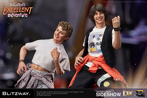 BLITZWAY BILL & TED'S EXCELLENT ADVENTURE WYLD STALLYNS PACK