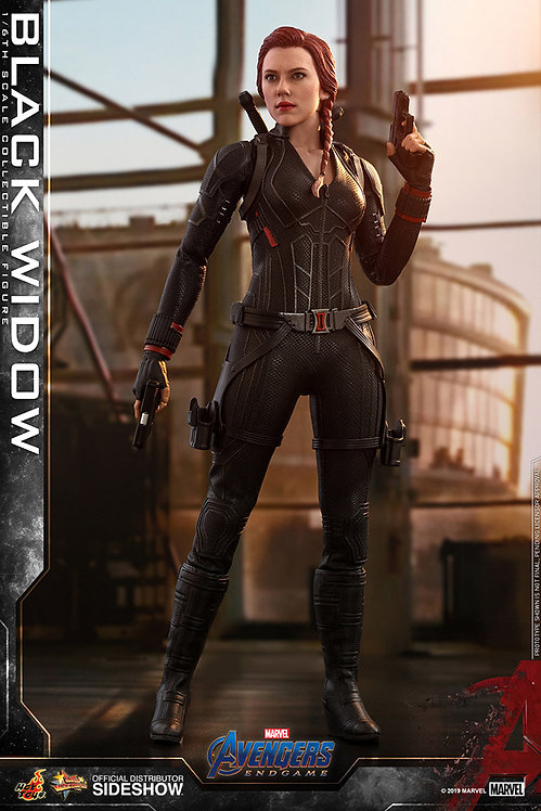 HOT TOYS AVENGERS END GAME BLACK WIDOW