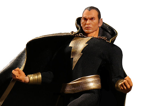 MEZCO TOYZ ONE:12 PX EXCLUSIVE BLACK ADAM