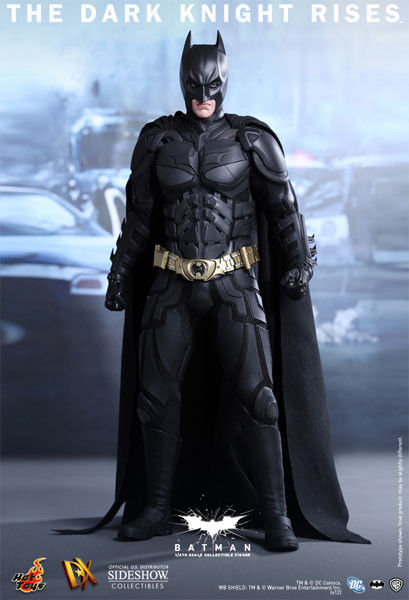 HOT TOYS DX12 BATMAN THE DARK KNIGHT RISES BATMAN