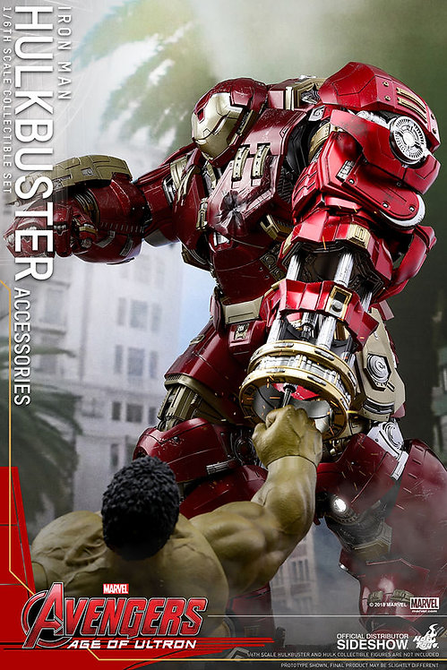HOT TOYS AVENGERS 2 AGE OF ULTRON HULKBUSTER ACCESSORIES